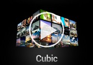 Cubic Flash Template Design