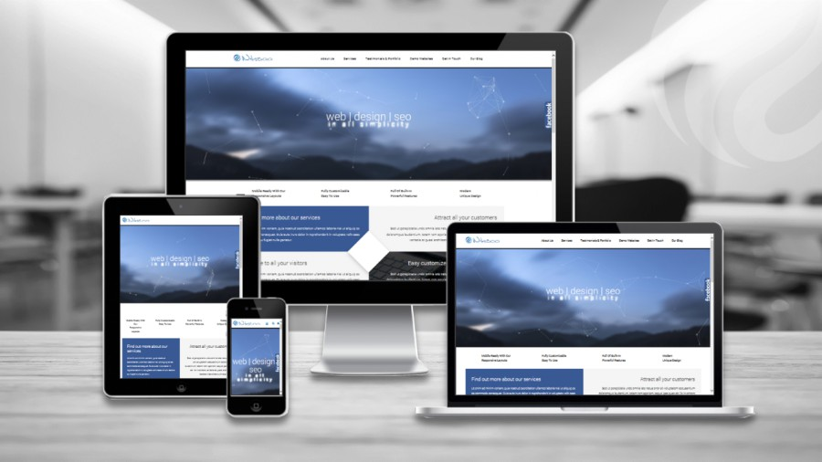 Responsive Websites Design - Mobile Ready