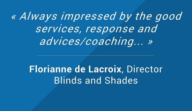Client Reviews Florianne de Lacroix Director